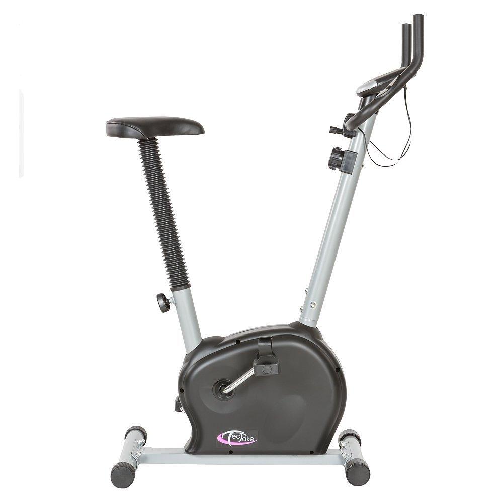 Tectake velo d appartement elliptique - Cardio velo d appartement ...