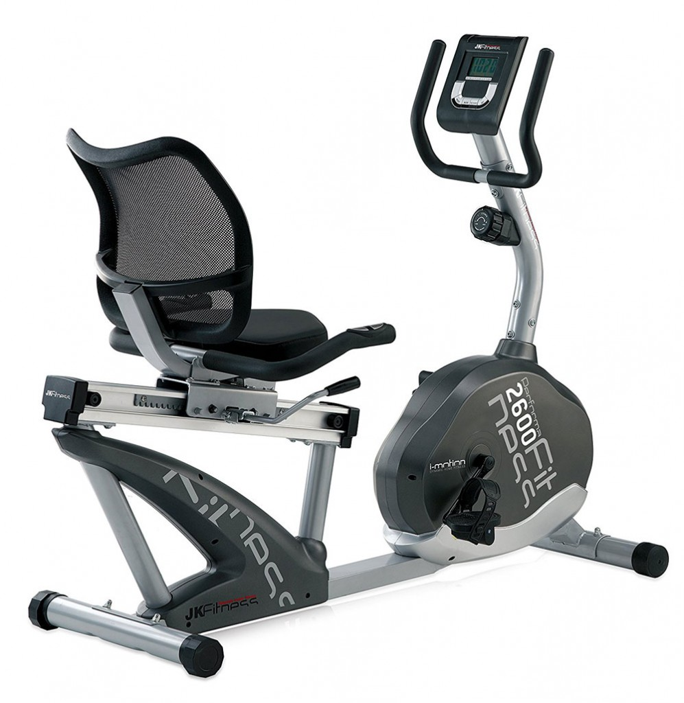 Velo semi allong ou l 39 entrainement cardio le plus - Velo appartement allonge ...