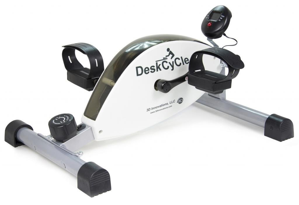 Whisper Quiet Magnetic DeskCycle